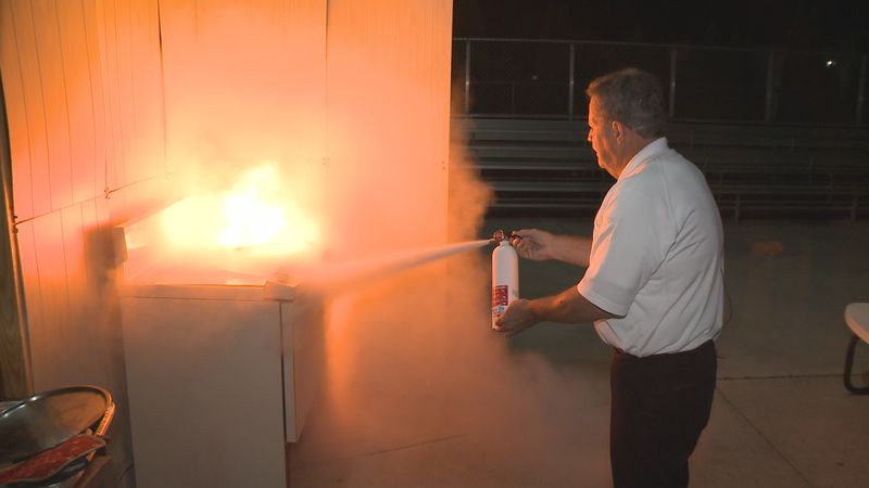October is Fire Prevention Month, and fire officials are giving reminders on preventing fires...