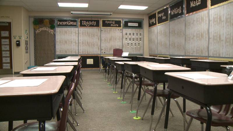 The superintendent says part of the focus for the new school year is helping students adjust in...