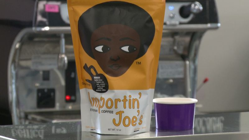 Importin' Joe's coffee