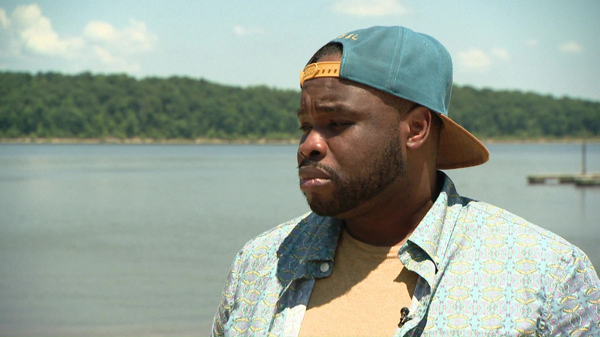 The protesters were demanding arrests in the assault on Vauhxx Booker at Lake Monroe over the July Fourth weekend.