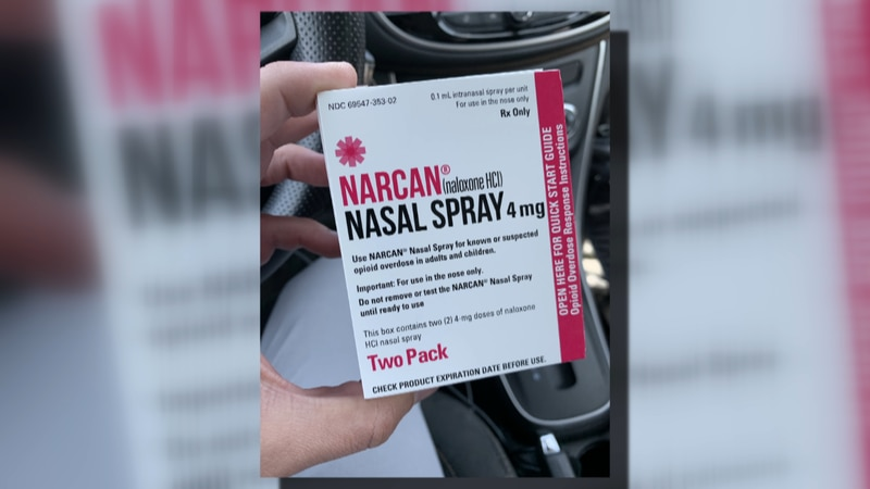 Narcan given out in Berrien County