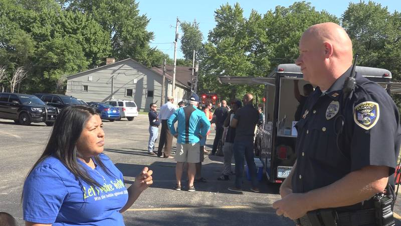Elkhart leaders host event to bring community together
