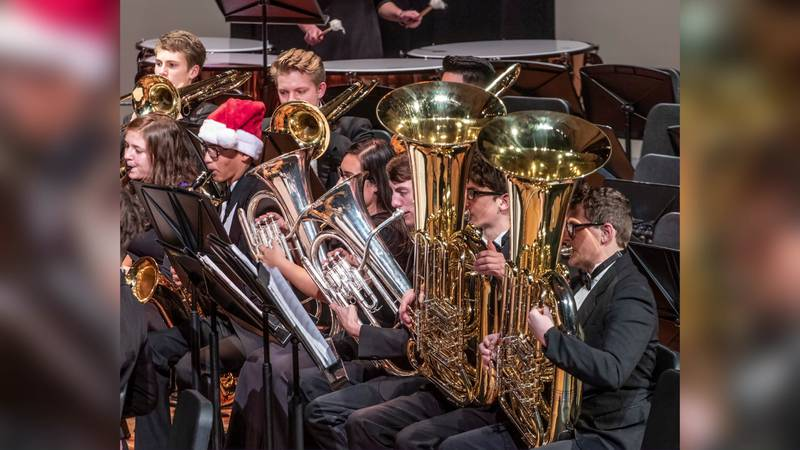 """The district has been honored with the """"Best Communities for Music Education"""" designation from..."""