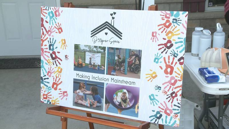 A Middlebury mom is spreading the word about her new nonprofit for special needs families with...