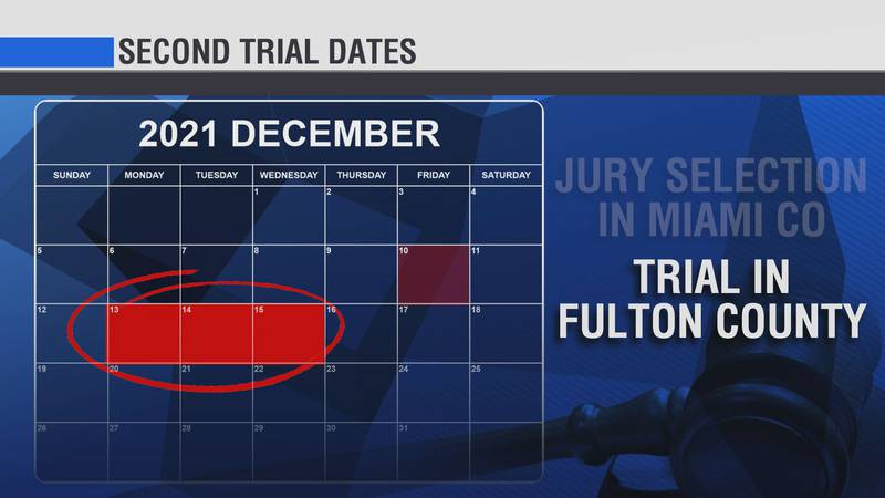 16 News Now spoke with the Fulton County Prosecutor and he says they've set a date for jury...