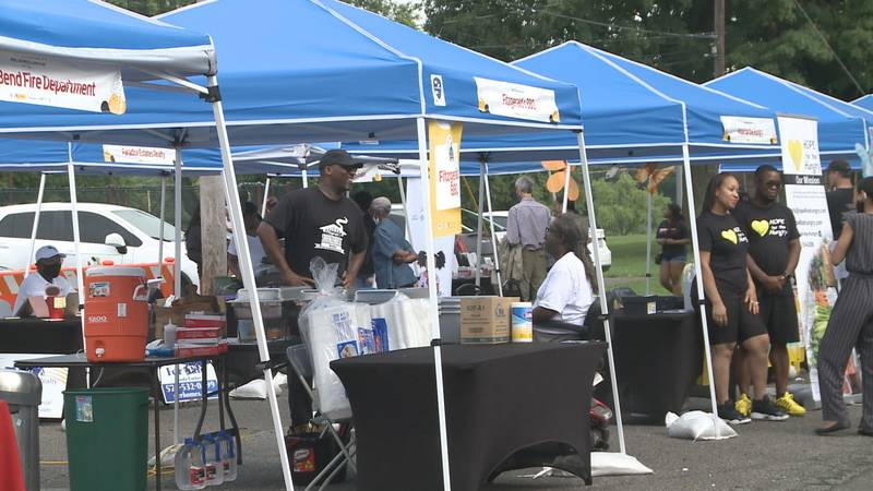 Event organizers wanted to highlight the resiliency of small businesses in South Bend that...