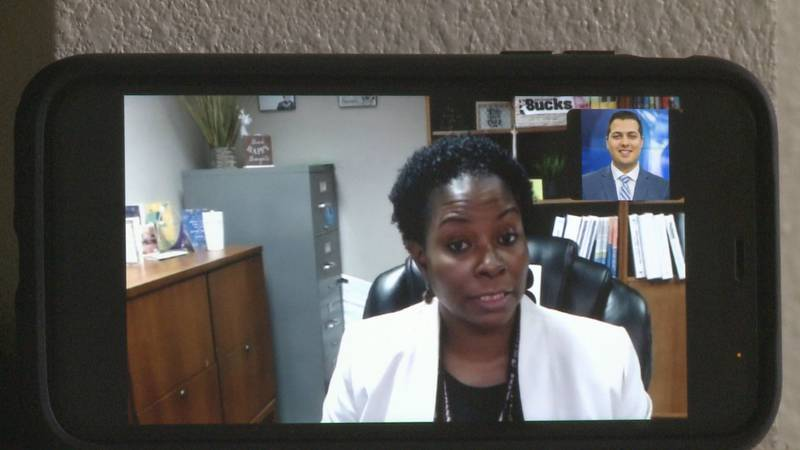 Patricia Robinson, Superintendent of Buchanan Community Schools