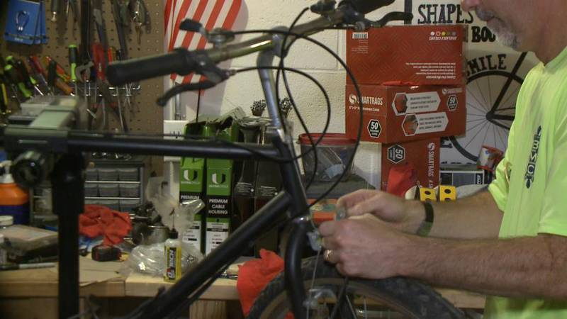 The South Bend Bike Garage has been around since 2019 and has made an impact on hundreds of...