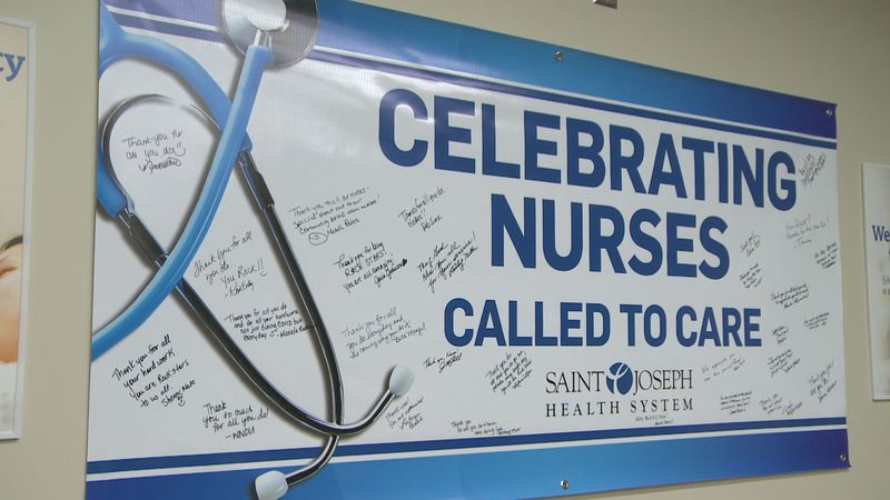What's Good in Michiana? Well, how about nurses in our community being honored today for...