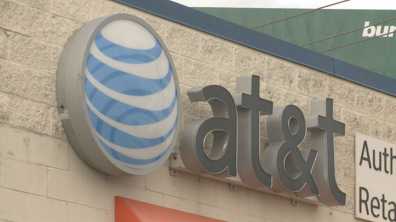 Officials are working to identify a suspect who broke into a South Bend AT&T store Friday night.