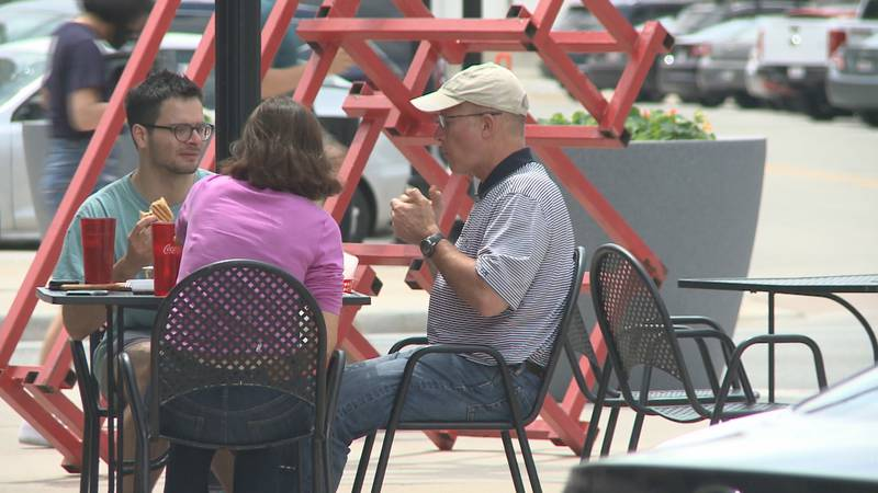 South Bend hotels and restaurants are filling up for commencement weekend.