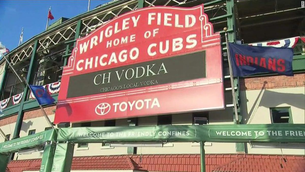 Wrigley Field is second only to Fenway Park as the oldest stadium in Major League Baseball. But...