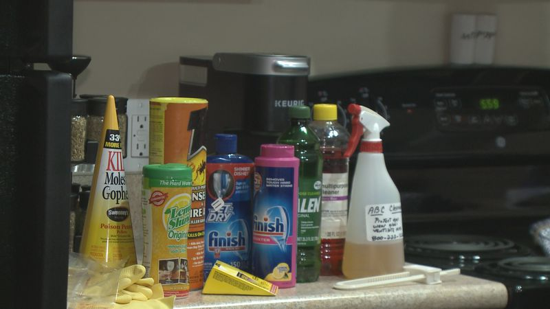 March is Poison Prevention Awareness Month, and first responders are giving reminders about the...