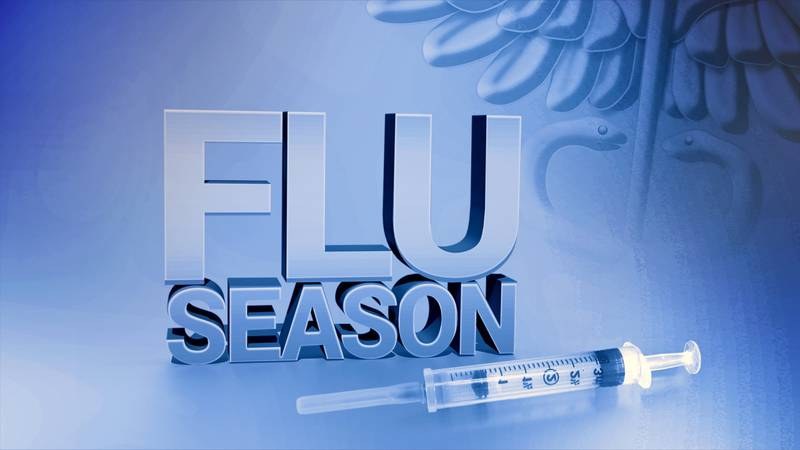 Last year's flu season saw 7 flu-related deaths, while there were 137 in the 2019 - 2020 season.