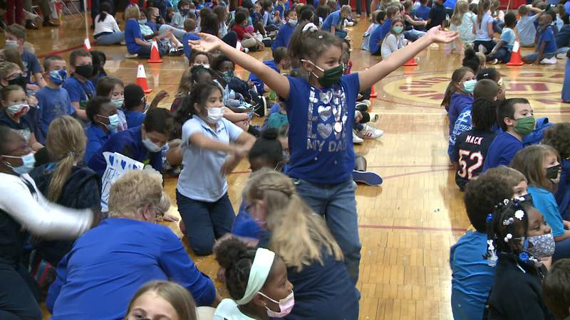 The Blue Ribbon winners were commended for keeping students healthy and safe during the...