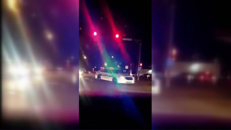 A three-and-a-half-minute video captures the type of lawlessness South Bend police have been up...