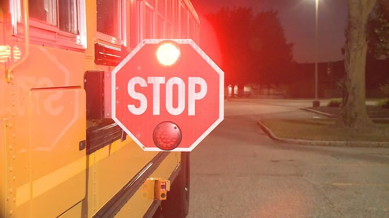National School Bus Safety Week is October 19-23.