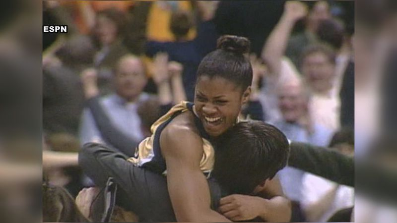 It's been 20 years since the Notre Dame Women's Basketball team were cutting down nets in St....