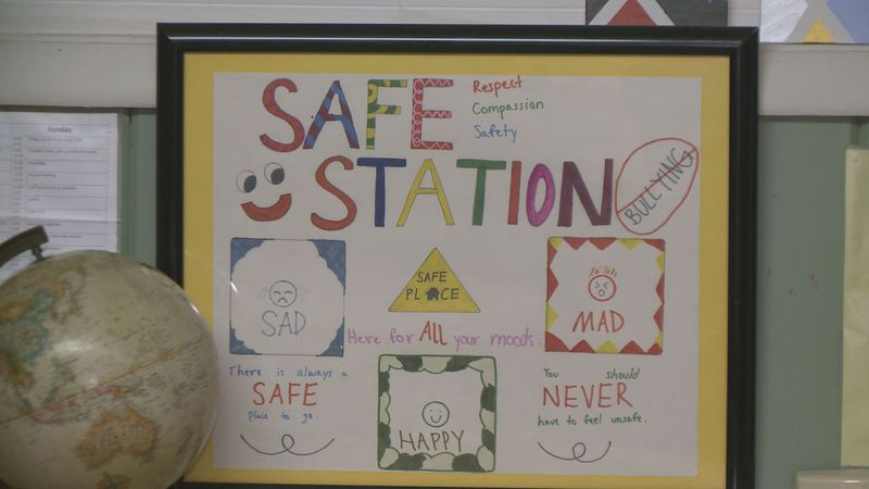 The Youth Service Bureau of St. Joseph County's Safe Station emergency shelter provides...