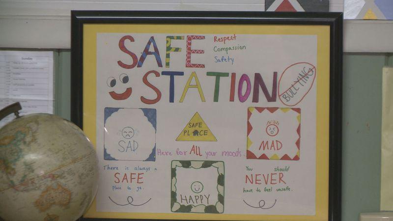 The Youth Service Bureau of St. Joseph County's Safe Station emergency shelter provides...