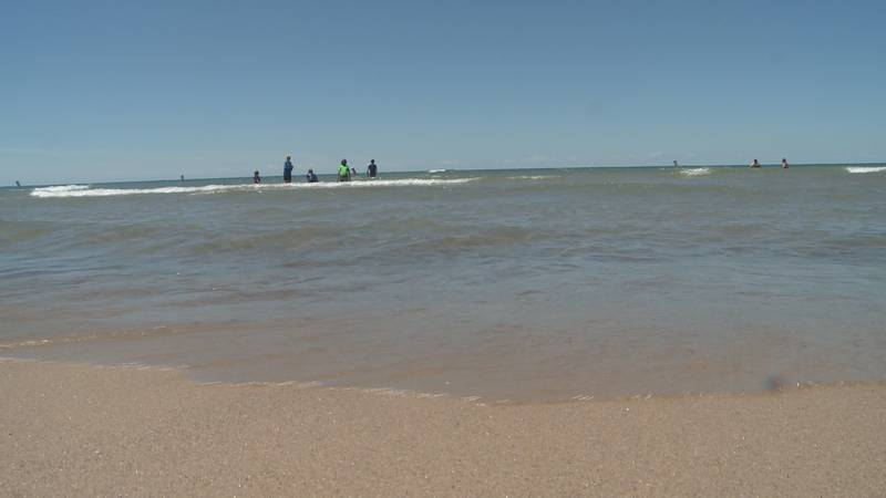 Great Lakes Surf Rescue Project says swimmers need to be especially aware of Lake Michigan.