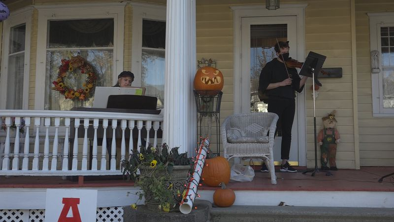 Local musicians make Halloween special this year