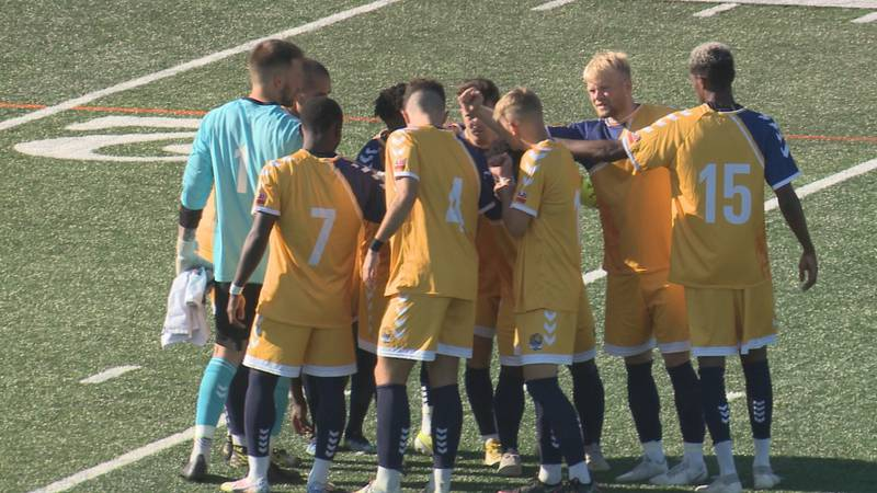 South Bend Lions ended its home stand with 0-0 draw against Kings Hammer FC.