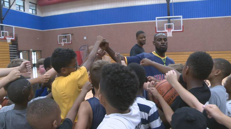 Todd Johnson, Elkhart native, leads Five Star Life's First Ever Summer Basketball Camp at...