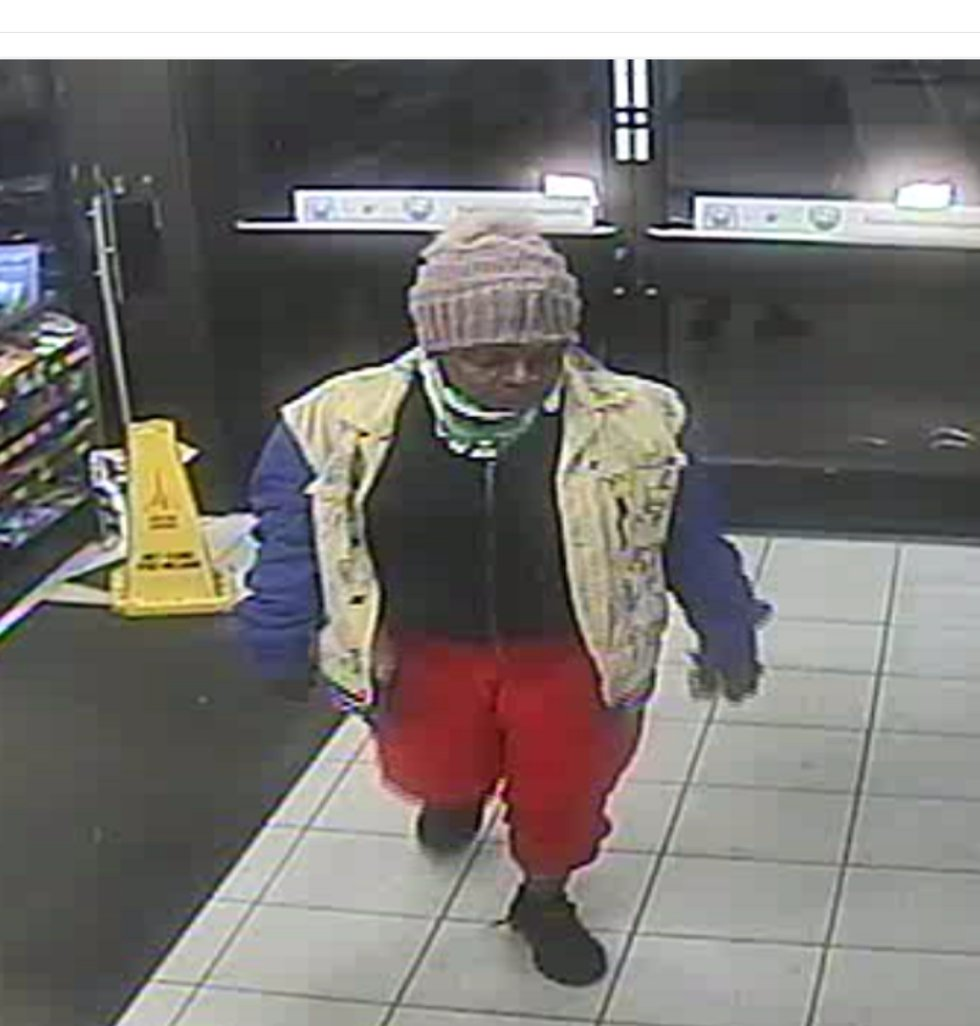 Elkhart police are asking for help identifying the suspect in a fraud case.