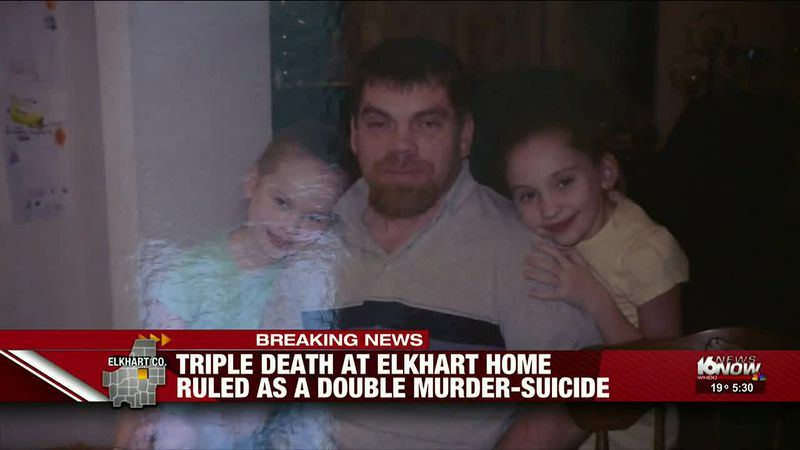 Triple death in Elkhart ruled double-murder suicide