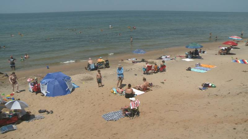 This year is on track to be one of the deadliest years along Lake Michigan with over 20 people...