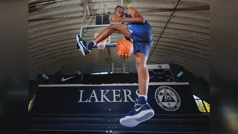Memphis Grizzlies star Jaren Jackson Jr. gifted $60,000 back to his alma mater La Lumiere as...
