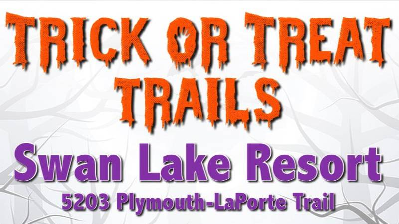 In addition to trick-or-treating, there will be a free hay ride and there will be a costume...
