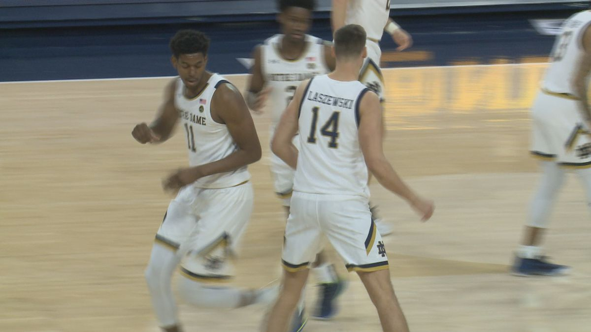 Notre Dame Men's Basketball will finally be back in action Sunday as they are in South Beach...