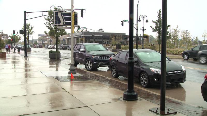 City officials say they aren't seeing enough turnover of parking spaces in the area for retail...