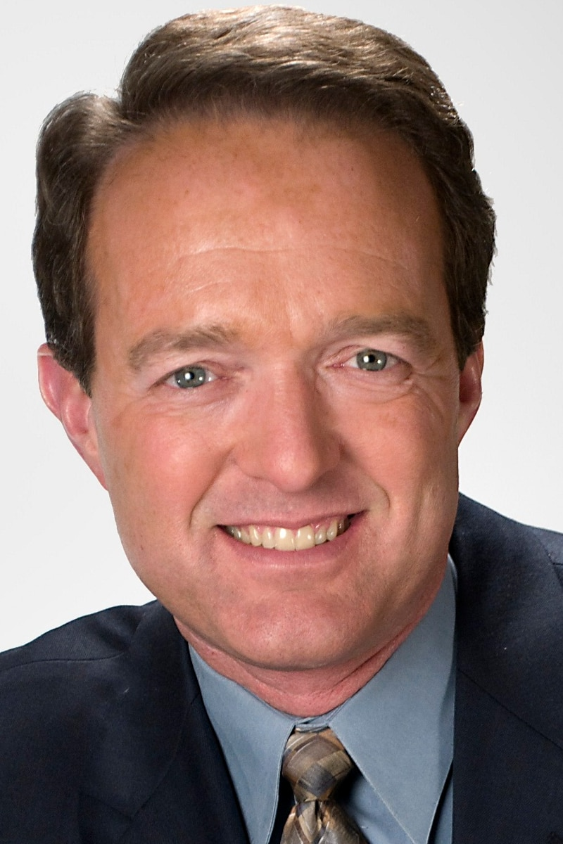 Headshot of Meteorologist Mike Hoffman, Chief Meteorologist for WNDU-TV, AgDay and US Farm Report