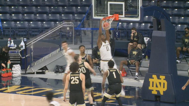 Juwan Durham had 18 points, nine rebounds and four blocks, Cormac Ryan scored 13 points and...
