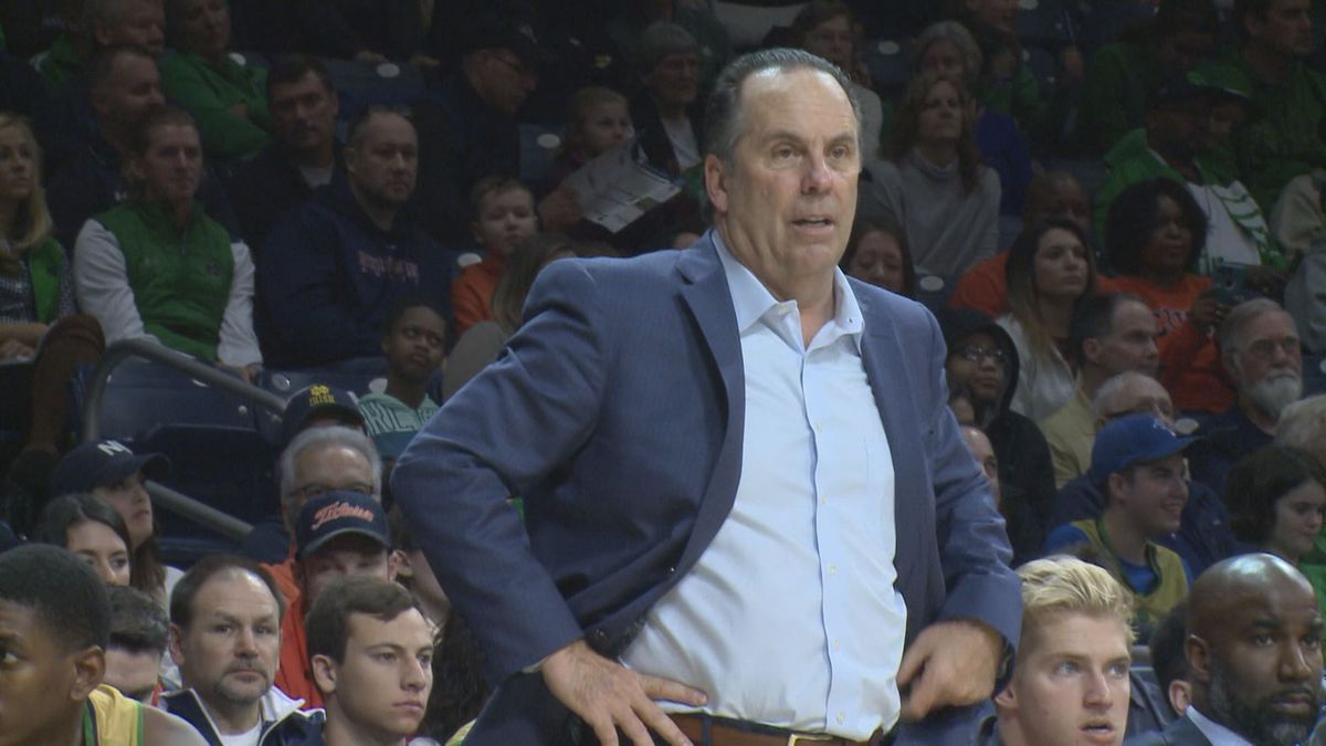 Notre Dame head coach Mike Brey and other ACC coaches are proposing an All-In NCAA tournament.